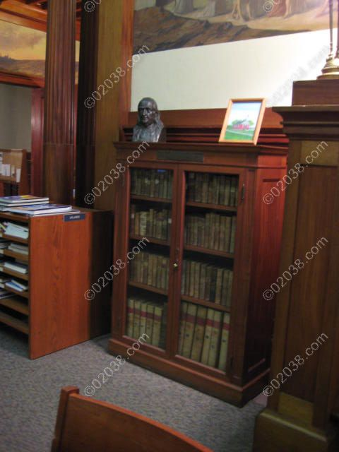 ben-franklin-public-library-gift-books
