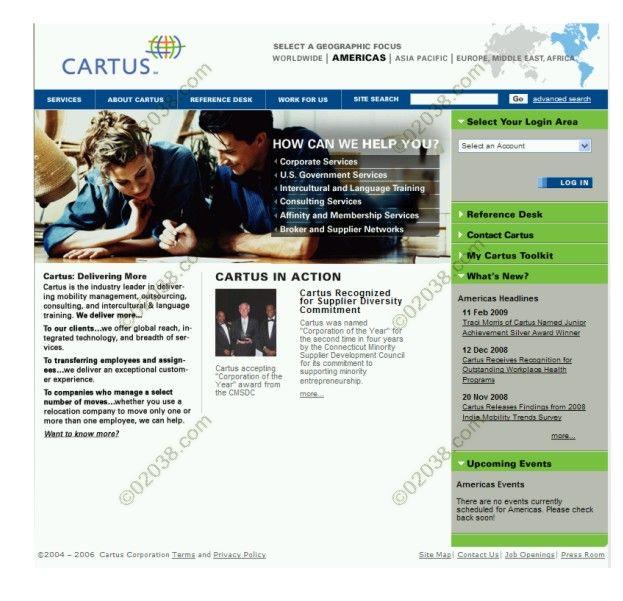 Cartus Relocation