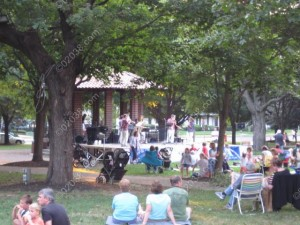 Summer Concerts on the Common