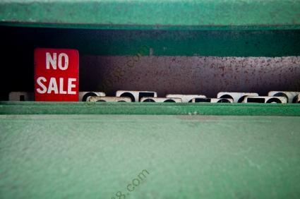 no-sale