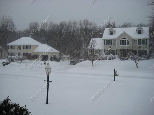 Snow day Franklin MA