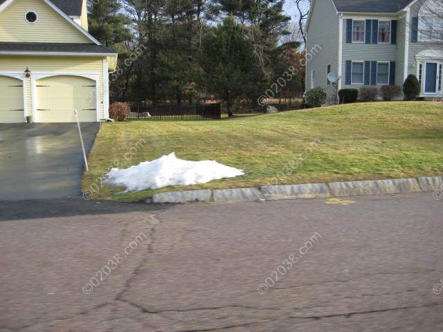 Jan thaw Franklin MA 2