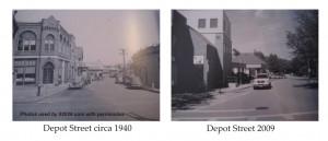 depot street franklin ma