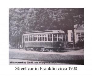 streetcar franklin ma