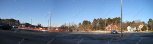 commuter rail mbta parking forge park franklin 1