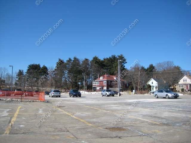 commuter rail mbta parking forge park franklin 2