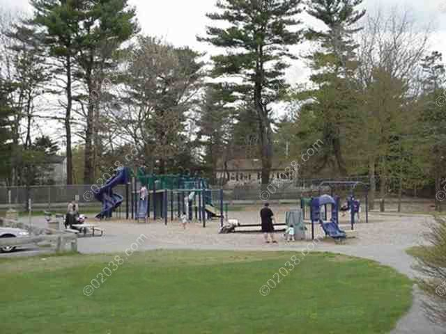 King Street Memorial Playground, Franklin, MA