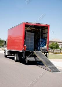 move van