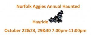 Walpole ma halloween haunted hayride