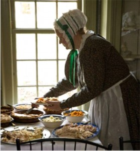 Thanksgiving Day at Sturbridge Village