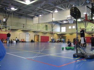 Hockomock YMCA Franklin MA - basketball