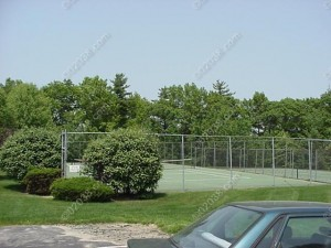 Stone Ridge townhomes Franklin MA - tennis courts