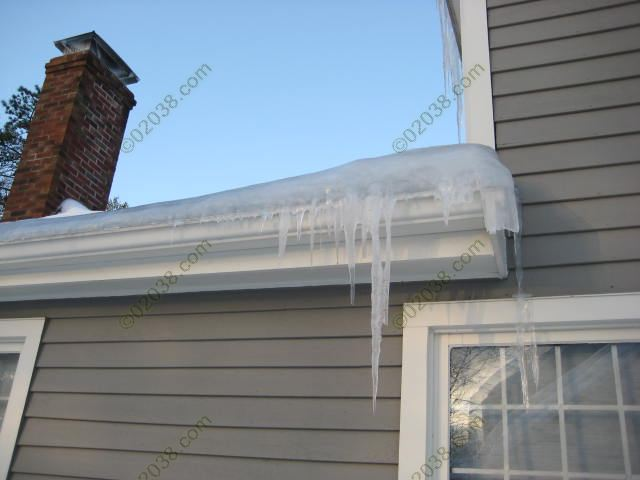 What To Do About Ice Dams Franklin Ma Massachusetts