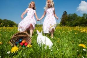 Easter egg hunt norton