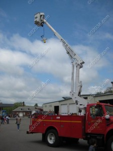Franklin MA touch a truck 2011 - 5