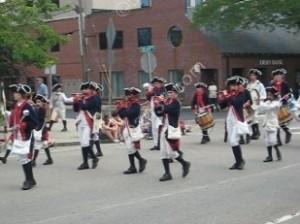 Franklin MA july 4 Celebration 2011 - Parade