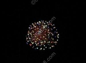 Franklin MA july 4 Celebration 2011 - fireworks