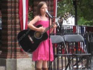 Franklin MA july 4 Celebration 2011 - talent