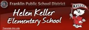 Keller Elementary School Franklin MA homepage