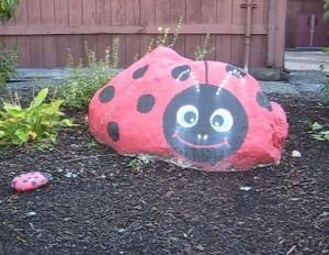 Kennedy Elementary School Franklin MA  - ladybugs