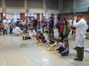 Keller Elementary Schol Franklin MA - science night 1