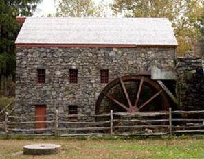 grist mill wayside inn