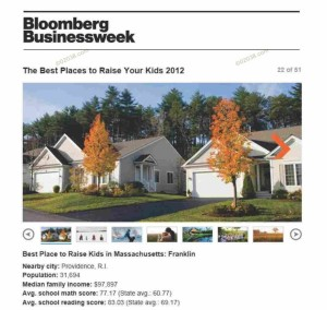 Franklin-MA-best-place-Businessweek