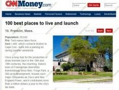 franklin ma cnn-money top ten