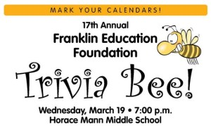 Franklin Education Foundation Trivia Bee 2014