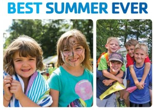 YMCA Frankln MA summer camps