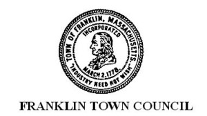 franklin ma town council