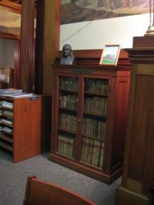 Franklin MA public library Ben Franklin books