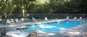 hawthorne village condos franklin ma - pool