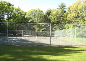 hawthorne village condos franklin ma - tennis