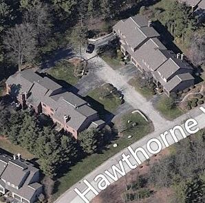 3 Hawthorne Village Unit D Franklin MA location