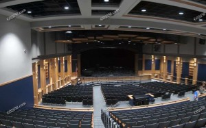Auditorium Franklin High School Franklin MA 2